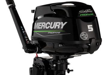 Mercury LPG propangas motorer